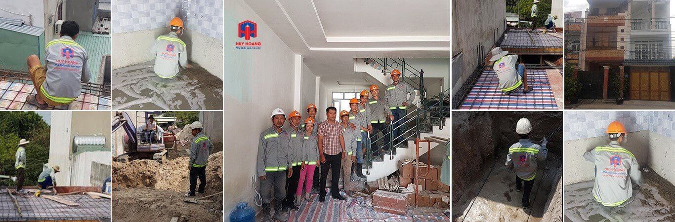 Dịch vụ xây nhà trọn gói ở Đồng Nai