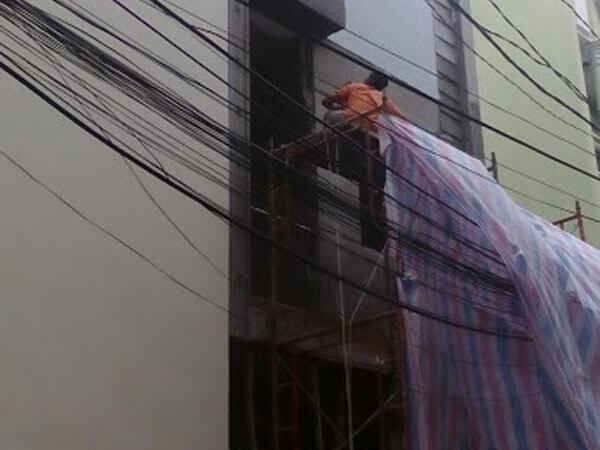 Cải tạo mặt tiền nhà phố Quận Bình Thạnh