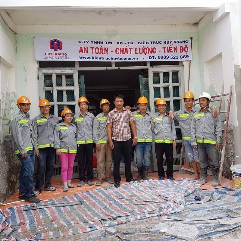 Công ty Xây Dựng Huy Hoàng
