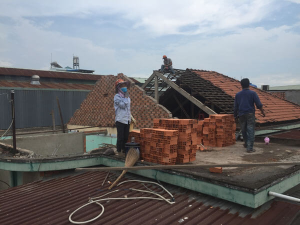 Sửa nhà nâng tầng Huyện Bình Chánh