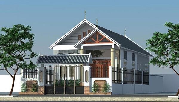 Thầu xây dựng nhà ở gia đình Bình Dương