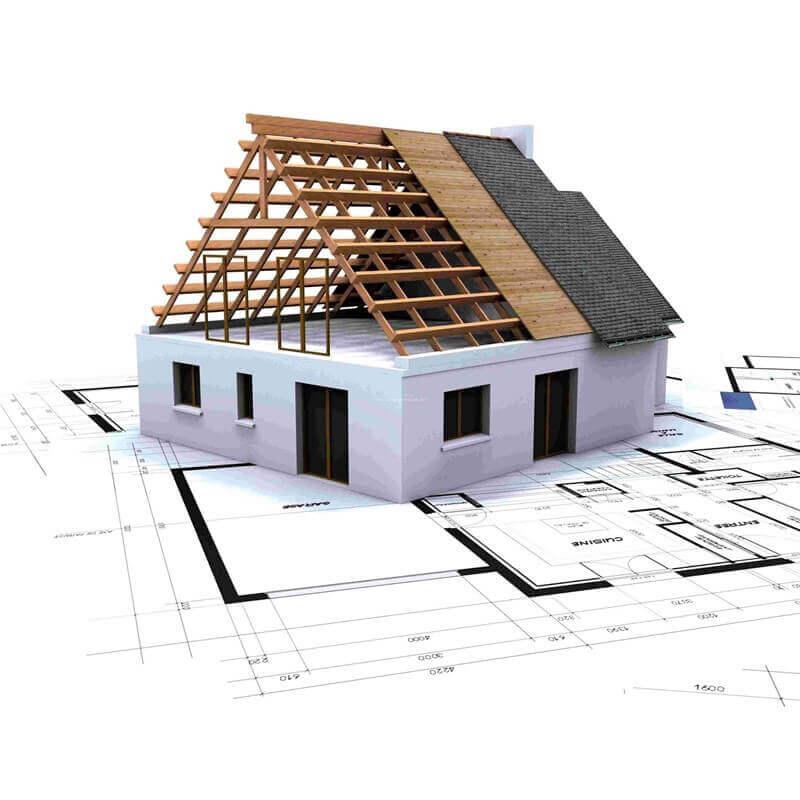 Tham khảo giá xây thô nhà cấp 4