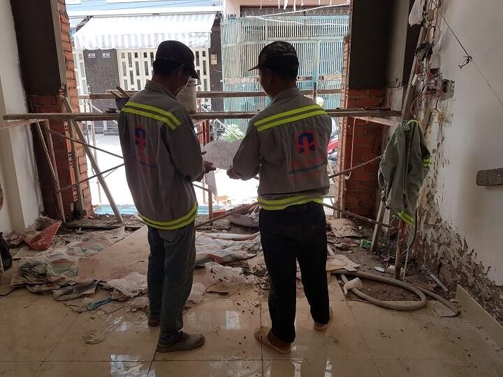 dịch vụ sửa nhà quận 9