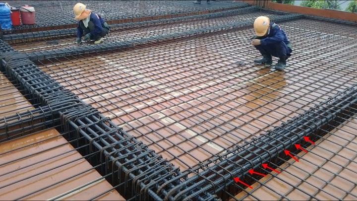 Gia công lắp dựng, cốt thép