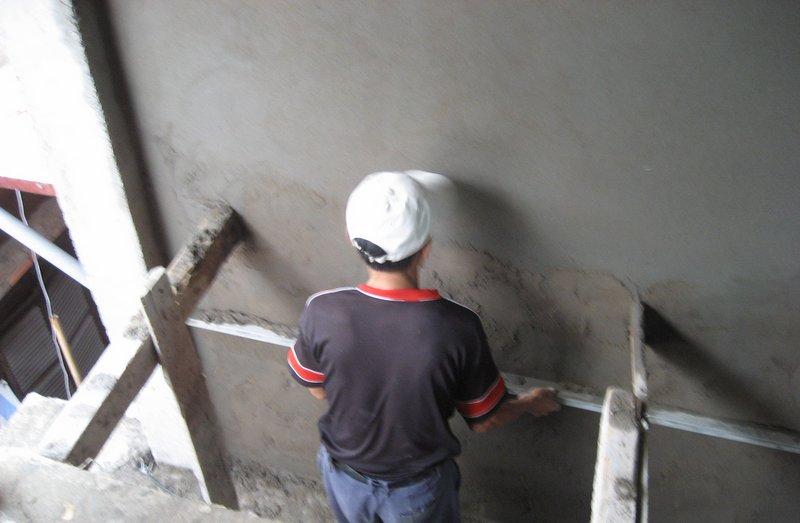 Kỹ thuật trát tường