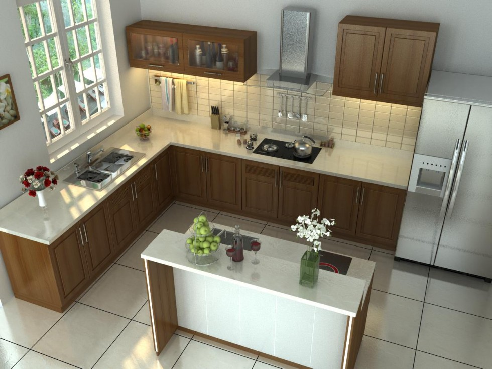 Phong cách thiết kế nội thất phòng bếp