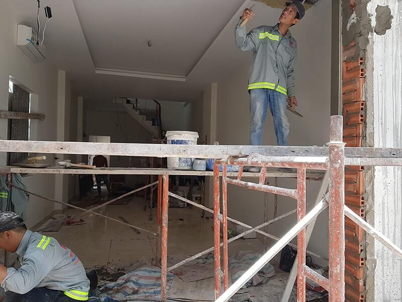 dịch vụ sửa chữa nhà