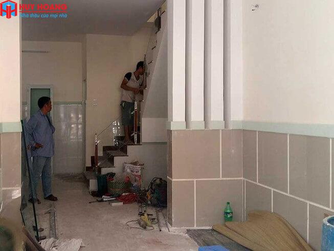 Sửa chữa nhà huyện nhà bè