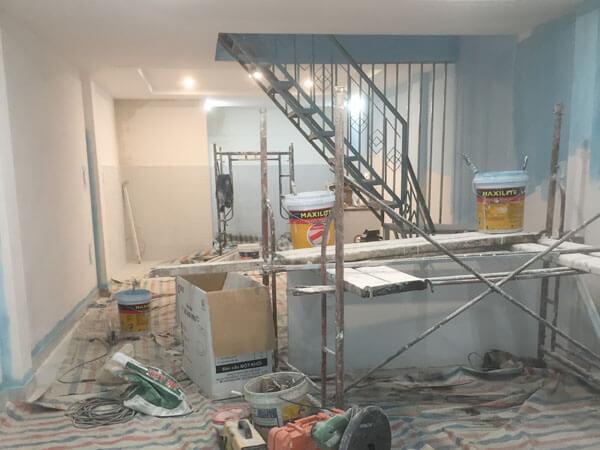 Dịch vụ sửa nhà quận Bình Thạnh