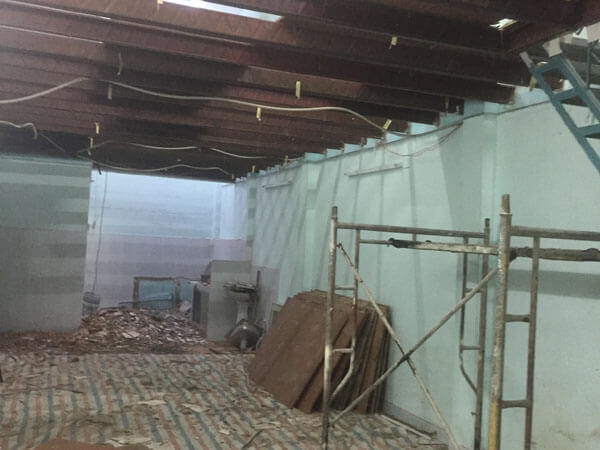Dịch vụ sửa nhà quận Bình Tân