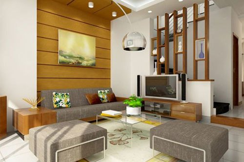 Bật mí xu hướng thiết kế nội thất phòng khách hiện đại, sang trọng