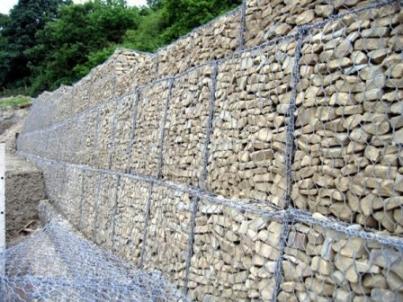Kỹ thuật xây tường đá hộc