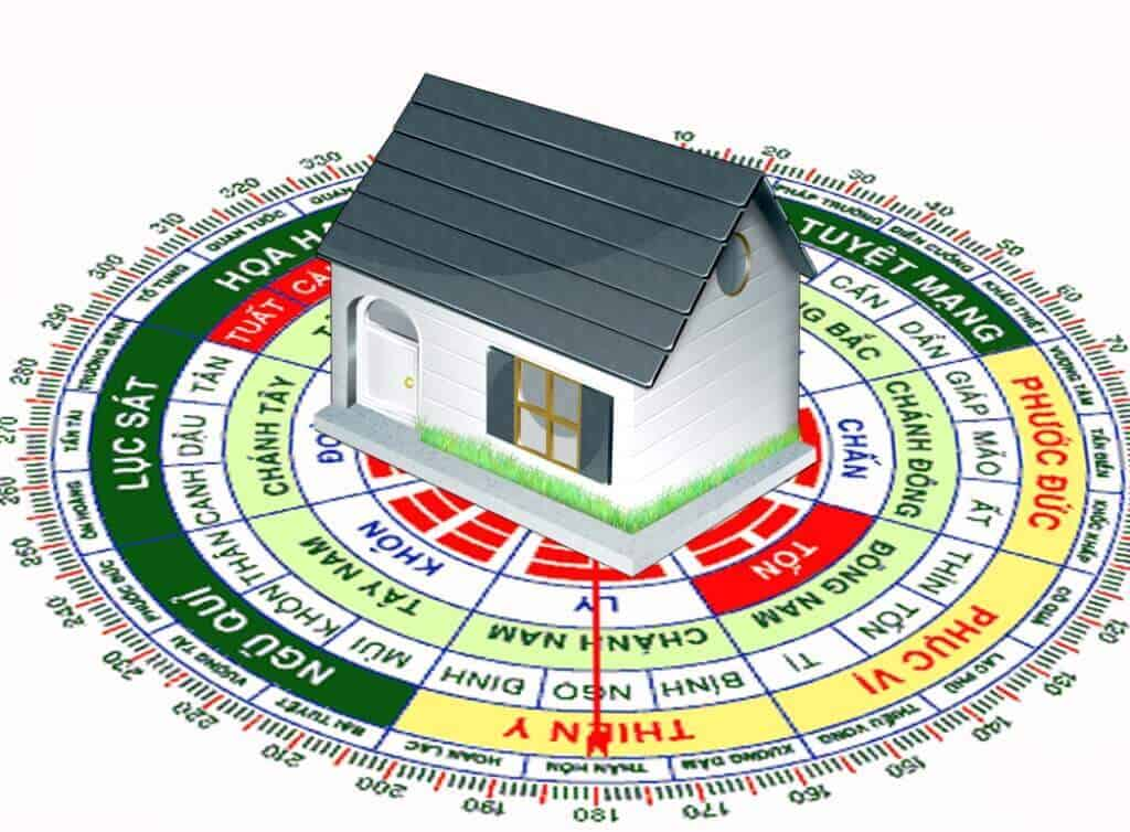 Trong Phong Thủy, chung cư cao tầng tốt hay xấu?