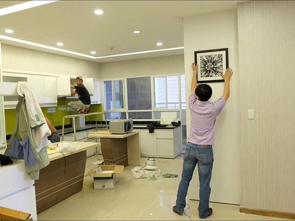 Dịch vụ sửa chữa chung cư và những điều cần biết