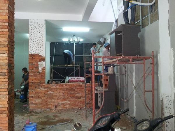 Dịch vụ sửa chữa nhà trọn gói Trảng Bàng Tây Ninh uy tín, chất lượng