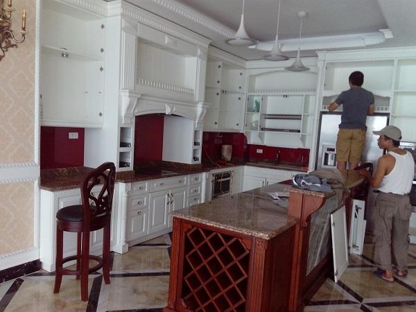 Dịch vụ sửa nhà bếp nhanh chóng, uy tín