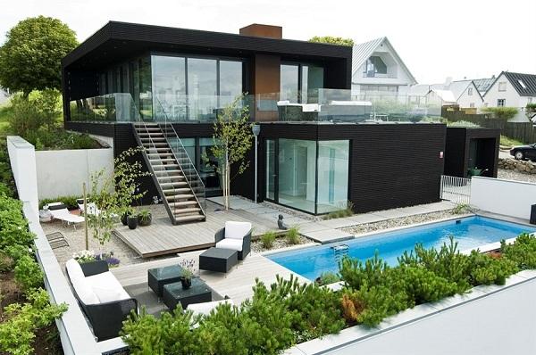 Cải tạo nhà cấp 4 thành biệt thự siêu đẹp với chi phí cực thấp