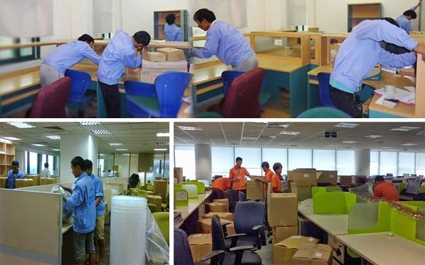 Dịch vụ sửa chữa văn phòng chuyên nghiệp, uy tín, nhanh chóng Huy Hoàng