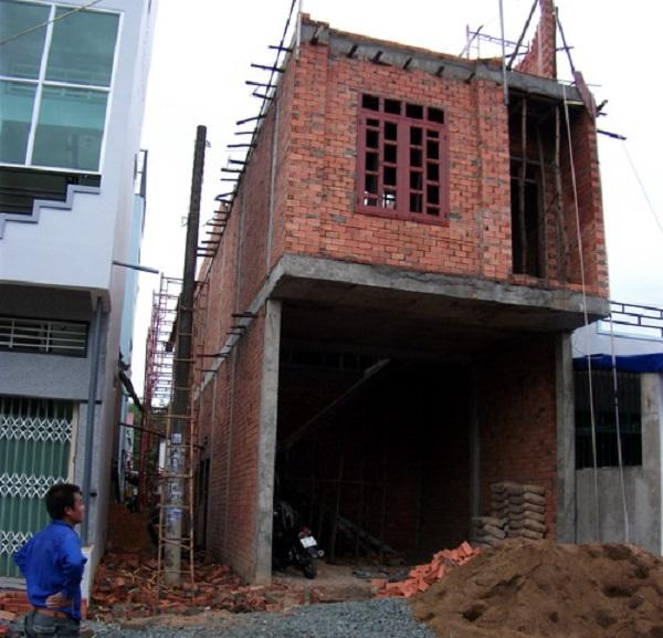 Dịch vụ xây nhà trọn gói quận 7