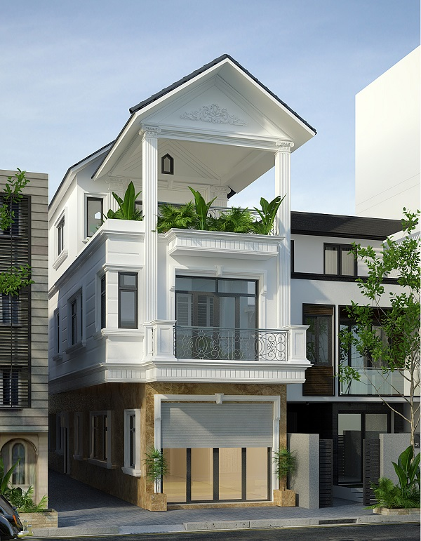 Dịch vụ xây nhà quận 8 TPHCM xây nhưng căn nhà đẹp, hiện đại thỏa mãn yêu cầu của khách hàng