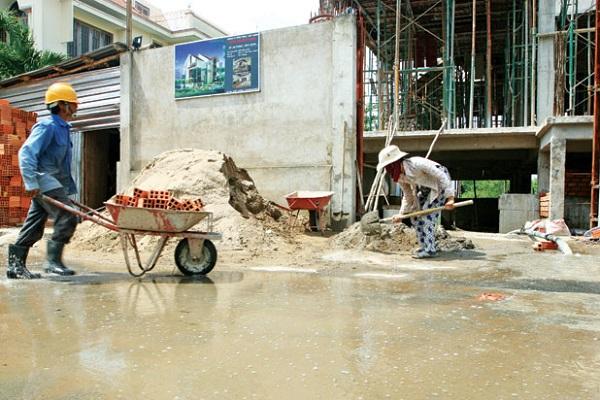 Dịch vụ xây nhà trọn gói quận 12