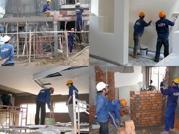 Lưu ý khi sử dụng dịch vụ xây nhà quận 2