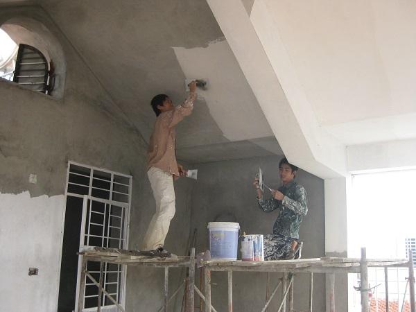 Dịch vụ xây nhà quận 10 uy tín, chất lượng được nhiều gia chủ tin chọn