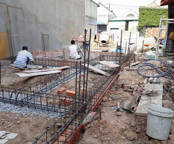Dịch vụ xây nhà phần thô uy tín, chất lượng tại Xây dựng Huy Hoàng