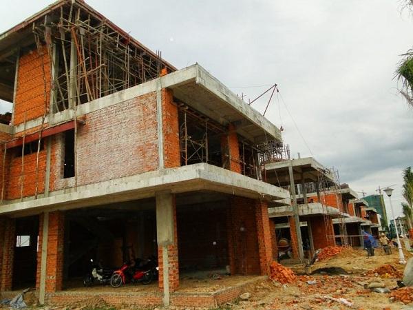 Những lưu ý khi xây dựng nhà phần thô