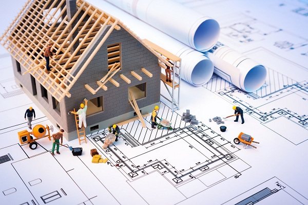 Chọn dịch vụ xây nhà phố