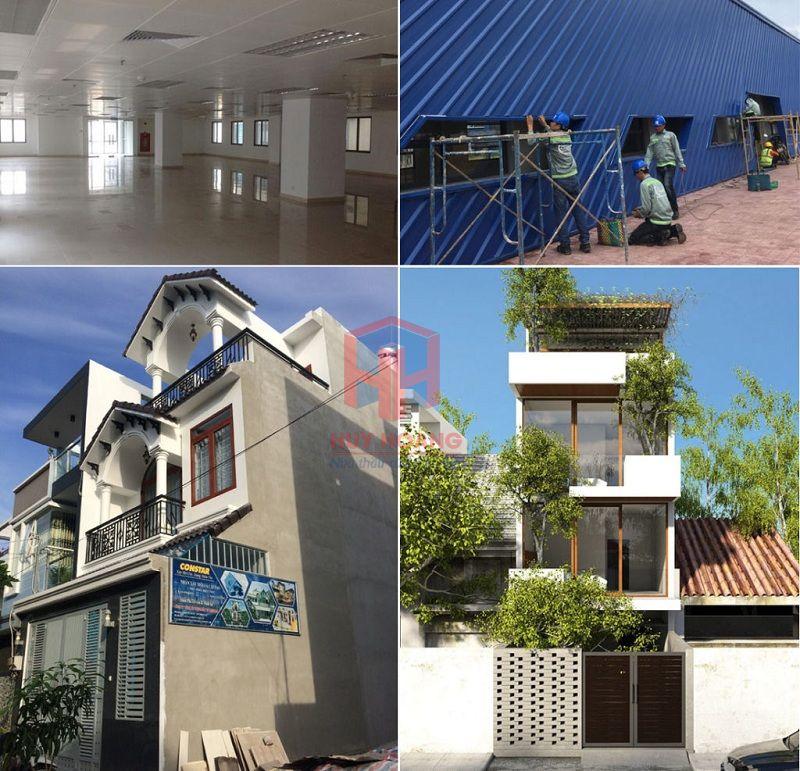 Dịch vụ xây nhà huyện Hóc Môn uy tín