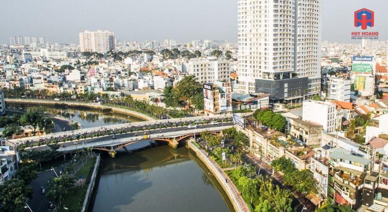Dịch vụ Xây nhà quận Phú Nhuận
