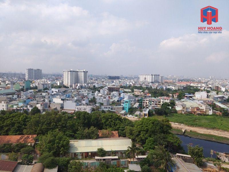 Dịch vụ Xây nhà quận Tân Phú