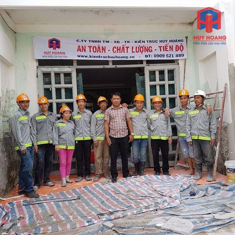 Dịch vụ Xây nhà quận Bình Tân